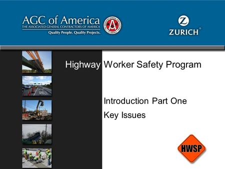 Highway Worker Safety Program