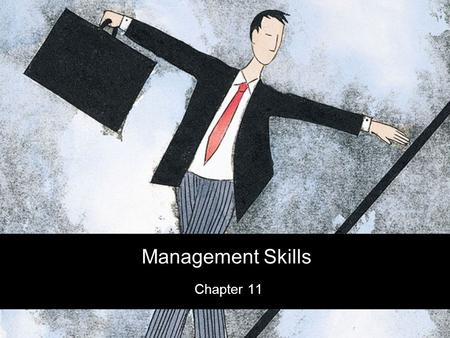 Management Skills Chapter 11. Ch 11 – Sec 2 Management Functions The three functions of management The management techniques used by effective managers.