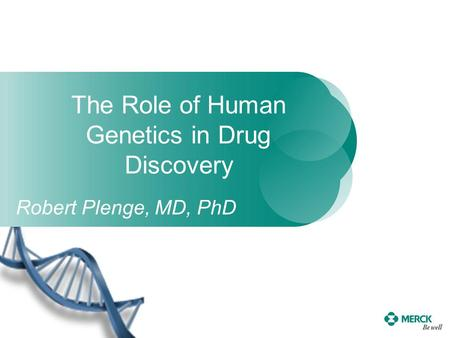 The Role of Human Genetics in Drug Discovery