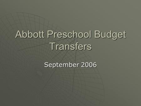 abbott preschool program perkins 3 rd quarter lorrie toni perkins director jan 27 458