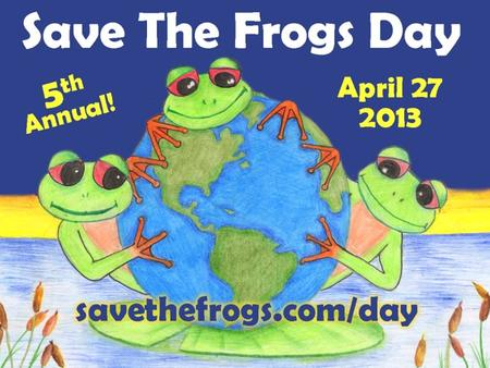 According to the official Save The Frogs Day worldwide, also the LondonAscott properties gave their contribution to save the frogs this year.