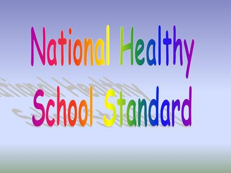 Did you know that The Abbey School has already achieved the Bronze Healthy School Award? What do you think being a healthy school means?