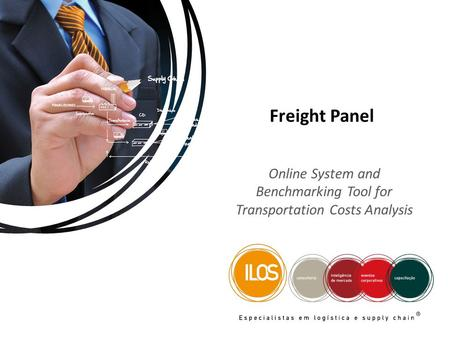 Freight Panel Online System and Benchmarking Tool for Transportation Costs Analysis.