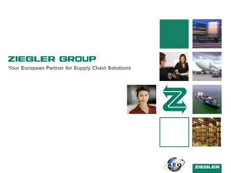 Your European Partner for Supply Chain Solutions.