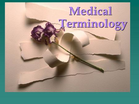 Medical Terminology NURS 1103 or HLSC 2613.