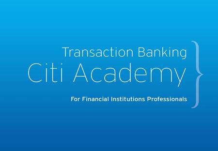 Understanding the Main Rules of UCP600 Pamela Woon, Regional Trade Advisor Citi Transaction Banking Academy for Financial Institutions Professionals.