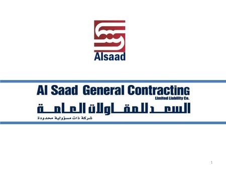 1. 2 3 INTRODUCTION Leading Turnkey General Contractor in Saudi Arabia Thirty years of continuous growth since 1983 Provide engineering, procurement,