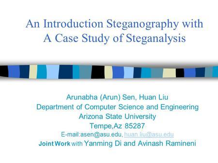 review on video steganography technique Namaskaar dosto, is video mein maine aapse ek bahut hi interesting topic ke baare mein baat ki hai jo hai steganography, aap sabhi ne cryptography ke bare me.