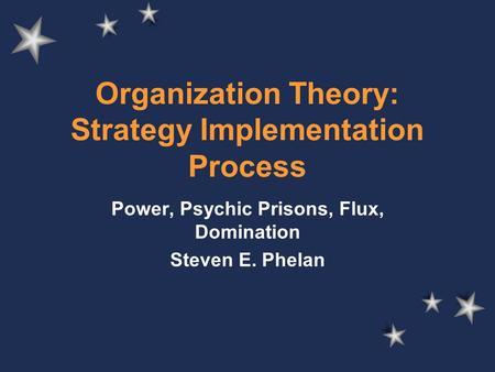 Freudian implementation and defense mechanism determining