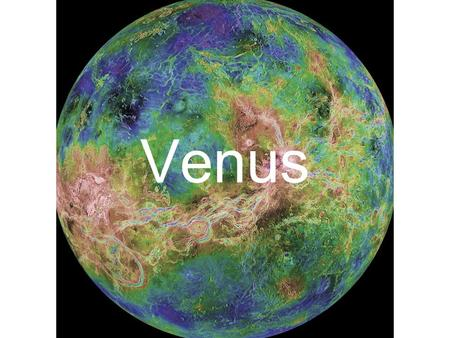 "Venus. Venus Data Guiding Questions 1.What makes Venus such a brilliant ""morning star"" or ""evening star""? 2.What is strange about the rotation of Venus?"