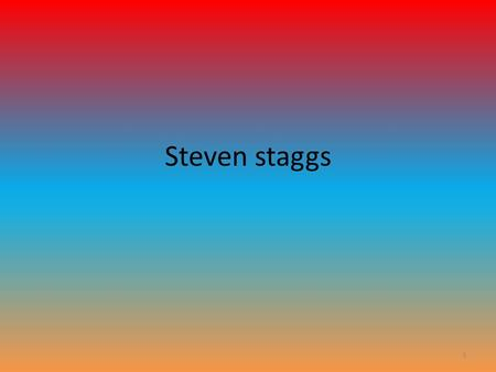 1 Steven staggs. 2 115 Silverfish Thysanura Ametabolous Chewing pest.