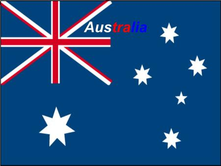 Australia. Australia is an island and a continent situated in the southern hemisphere. So the seasons are reversed. When it is day time in Europe it is.