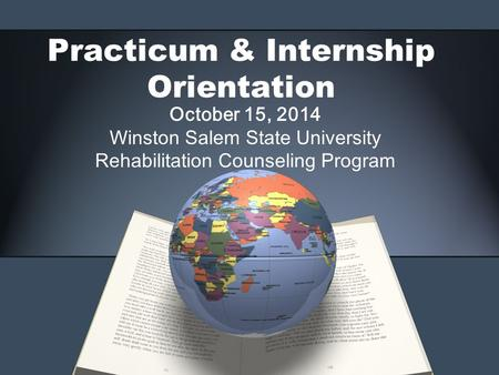 Discover Your Theoretical Orientation