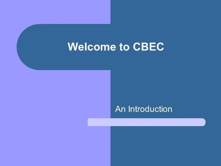An Introduction Welcome to CBEC. Planners There is a page to write in all of their targets / levels from staff The RRR charter and the Home College Contract.