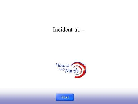 Incident at… Start. Index 1.Incident Description and OutcomeIncident Description and Outcome 2.General InformationGeneral Information 3.Main findings.
