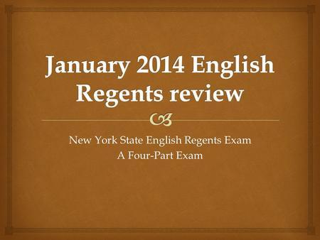 nys english regents essay questions