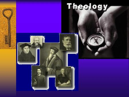 ESCHATOLOGY Eschatology: The Doctrine Of Last Things.