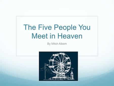 five people you meet in heaven movie online free