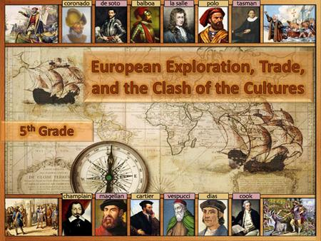 From the 1400s to the 1600s, Europeans ventured out to explore what was to them the unknown world in an effort to reap the profits of trade and colonization.