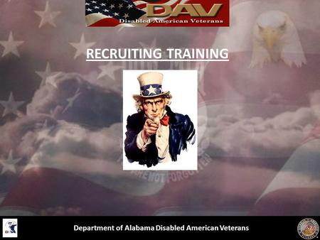 Department of Alabama Disabled American Veterans
