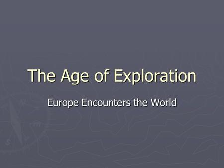 the impact of the exploration and reformation in the european history Which event best shows the impact of the economic factors of supply and demand aeuropean feudalism beuropean religious reformation ceuropean.
