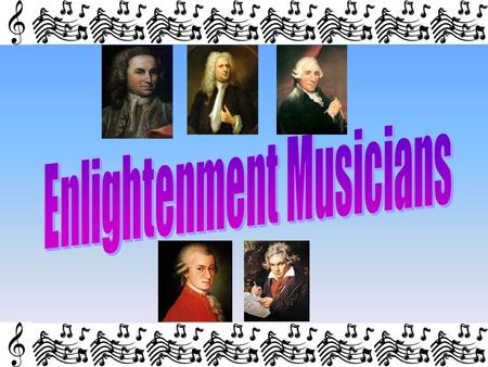BAROQUE PERIOD Baroque music of the late 1600s and early 1700s emphasized drama and complexity. Two famous baroque composers were Johan Sebastian Bach.