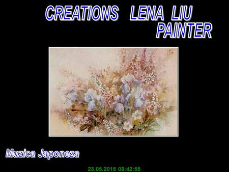 23.05.2015 08:44:38 Lena Liu is an artist of unparalleled popularity in today's collectibles market - art lovers around the world enjoy the universal.