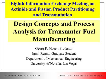 Design Concepts and Process Analysis for Transmuter Fuel Manufacturing