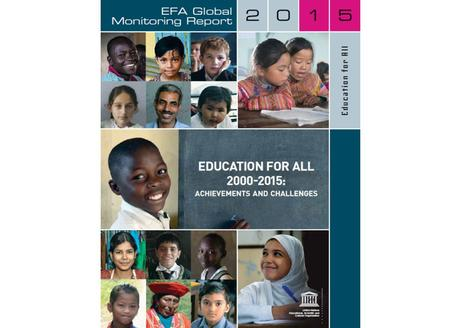 EDUCATION FOR ALL 2000-2015: Achievements and Challenges BELLA Nicole Launch Paris, 9 April 2015.