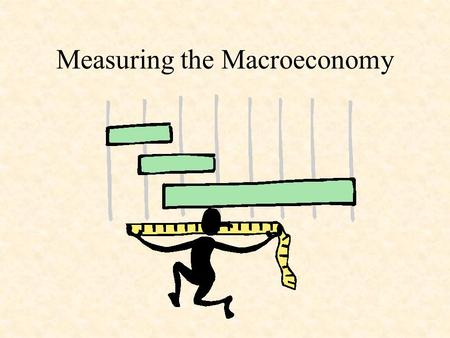 Measuring the Macroeconomy Gross Domestic Product (GDP) Measures What? Newly produced final goods and services. Where? Goods and services produced within.