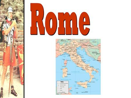 "The Geography of Rome Geography Livy ""Early History of Rome"" Livy ""Early History of Rome"" ""Not without reason did gods and men choose this spot for the."