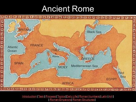 an introduction to the daily life in ancient rome In ancient rome the rich children went to private schools because there weren't introduction plebeians daily live patricians daily life vs plebeians daily life.