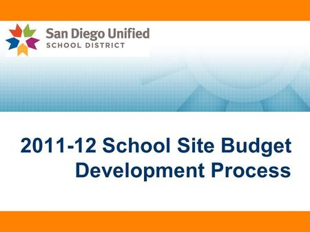 2011-12 School Site Budget Development Process. 2 5/23/2015 California's Education Budget Crisis In the past two years alone, California K-12 funding.