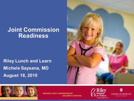 Joint Commission Readiness