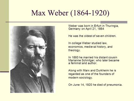essays in sociology max weber summary From max weber: essays in sociology translated, edited, and with an introduction by h h ger th and c wright mills new york oxford university press.