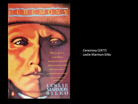collection critical essay leslie marmon silko
