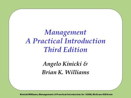 Management Kinicki 6e Pdf Free. hostia port Modelo James Precio Jewish official