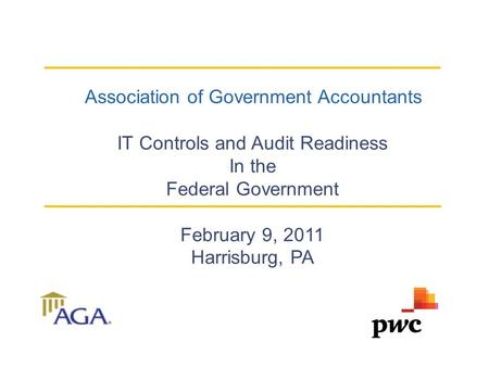 Association of Government Accountants