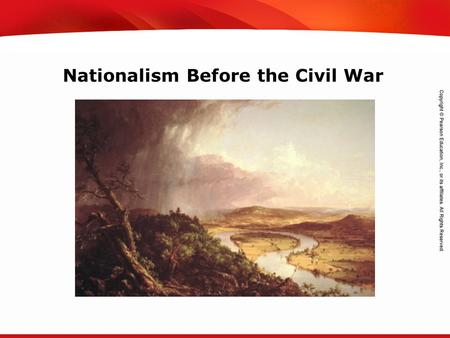 TEKS 8C: Calculate percent composition and empirical and molecular formulas. Nationalism Before the Civil War.