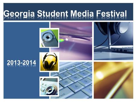 A way to showcase student- produced projects using all types of media production. A new way of showing what you have learned or are learning in school.