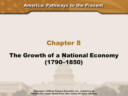What were the economic views of the federalist party from 1790-1810?