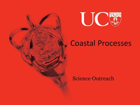 Coastal Processes Science Outreach. Interacting Elements of the Coastal System Coast OceanLandAtmosphere Human Activity & Structures Biology.