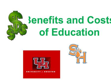 the benefits of getting a college education There are so many benefits to having an education that it would take me hours to sit here and type them all out, but here are some of the major benefits which include the followingeducated people m.