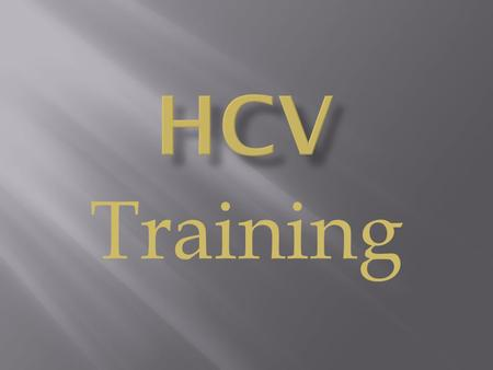 Training.  General Discussion  SEMAP  Utilization  Income  Rent Reasonableness  HQS  Portability  Lead-Based Paint.