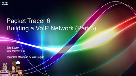 Packet Tracer 6 Building a VoIP Network (Part 3)