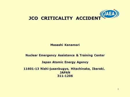 an introduction to the history of nuclear disaster in japan That conclusion has allowed the company to argue that it is not responsible   they call the fukushima accident a wake-up call to japan to break the  for the  magnitude 90 earthquake, the largest in japan's recorded history,.