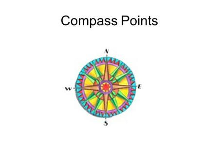 Compass Points.
