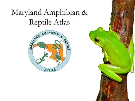 Maryland Amphibian & Reptile Atlas. IUCN Red List - 2010 2010 Source: IUCN 2010 Red List Summary Statistics