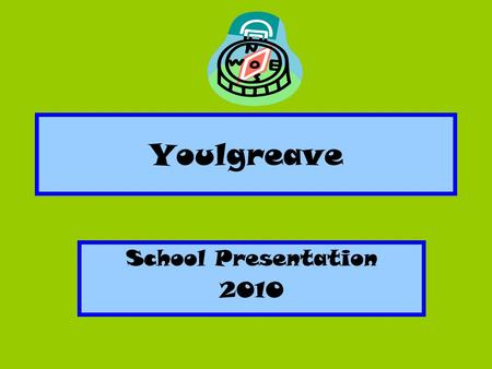 Youlgreave School Presentation 2010. Youlgreave Where is Youlgreave ? Youlgreave is a village in the Derbyshire Peak District. It is located around 60.