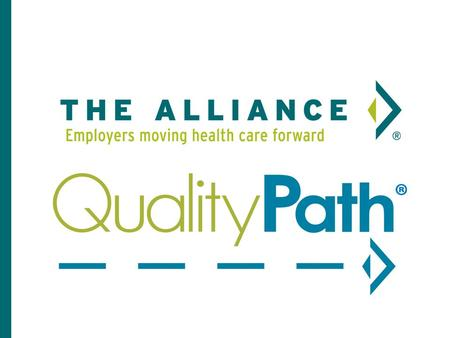 The Alliance ® >The Alliance is a not-for-profit, employer- owned cooperative. >The Alliance works with your employer to provide health care access, information.